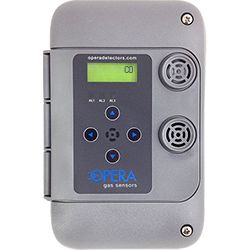 Commercial Carbon Monoxide 0-100 ppm model 6002